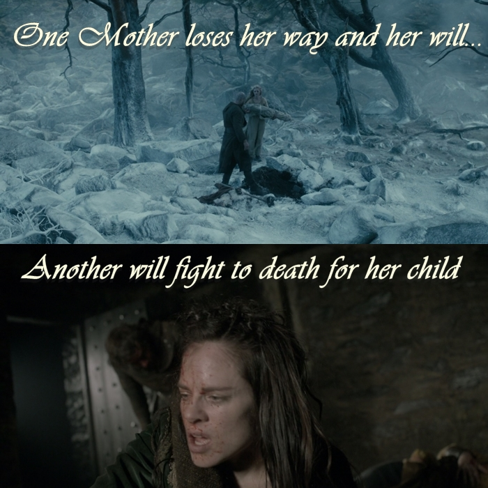 A mother's will and way