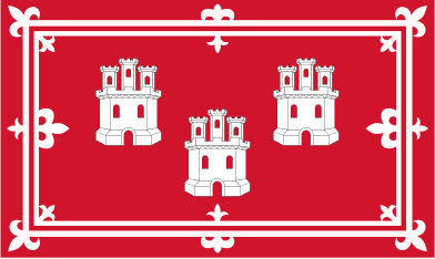 City Banner flag of Aberdeen