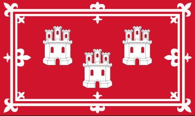 City Banner flag of Aberdeen