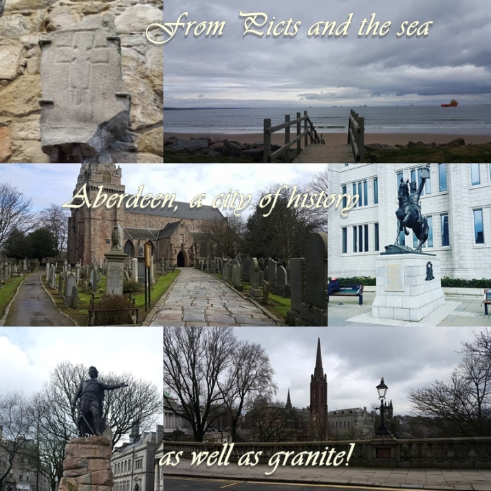 Aberdeen city of history