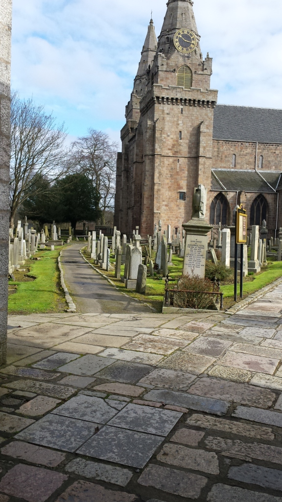 St Machar's Cathedral in Old Aberdeen