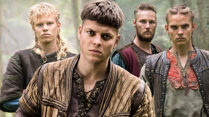 adult sons of Ragnar