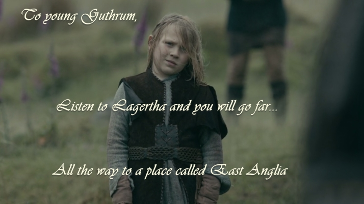 Guthrum's destiny