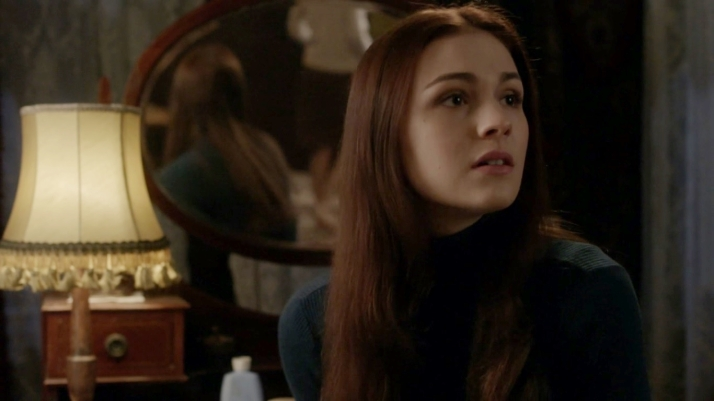 Bree: Sometimes it seems like you didn't really love him.