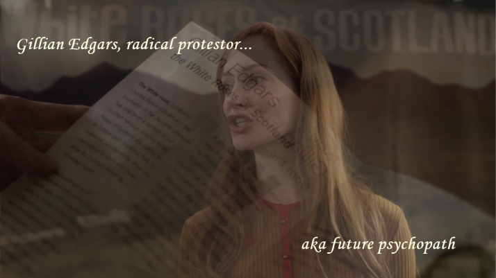 Gillian Edgars future psychopath