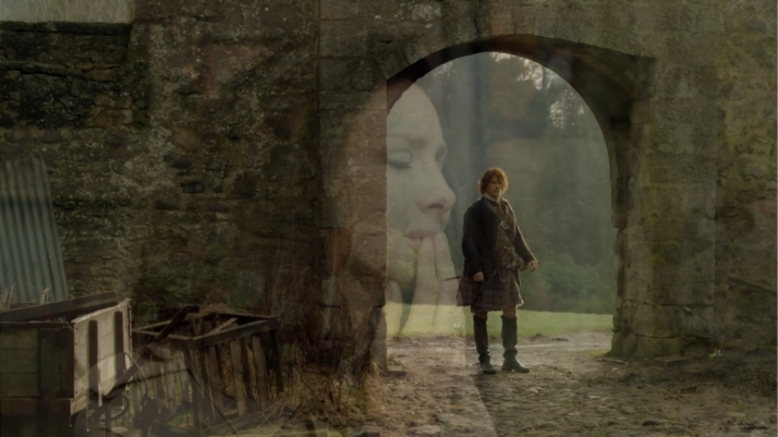 visions of Jamie at Lallybroch